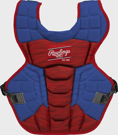 Rawlings Velo 2.0 Chest Protector   Meets NOCSAE