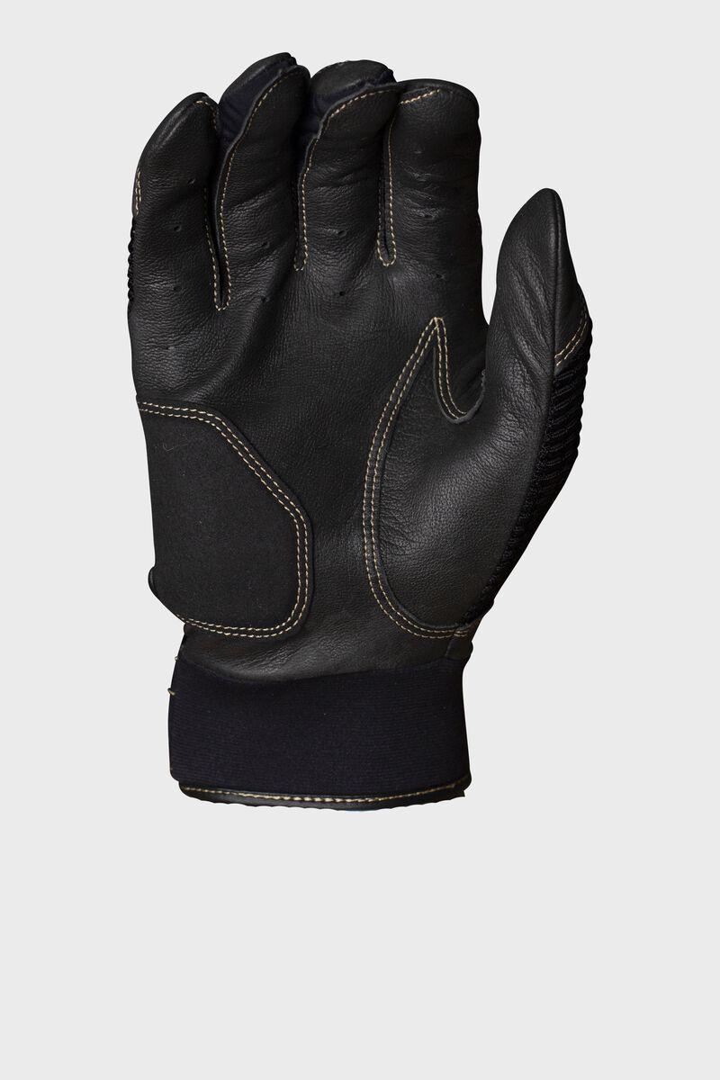 Miken Adult Gold Batting Gloves
