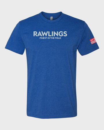 Rawlings Finest in the Field Short Sleeve Shirt   Adult