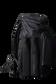 Side of a black Miken XL softball backpack - SKU: MKMK7X-XL-BLK image number null