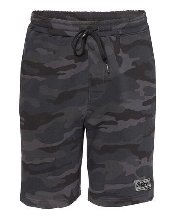 Rawlings Men's Fleece Shorts   Adult