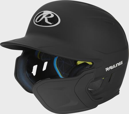 Mach Right Handed Batting Helmet with EXT Flap | 1-Tone & 2-Tone