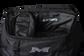 Top valet pocket of a black Miken XL backpack - SKU: MKMK7X-XL-BLK image number null