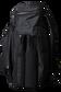 Side of a black Miken backpack - SKU: MKMK7X-XL-BLK image number null